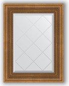 Зеркало Evoform Exclusive-G 570x750 с гравировкой, в багетной раме 93мм, бронзовый акведук BY 4025
