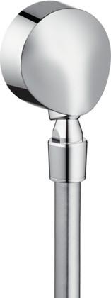 Шланговое подсоединение, хром Hansgrohe Fixfit Elegance 27505000