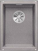 Кухонная мойка Blanco Subline 320-U, отводная арматура, алюметаллик 523408