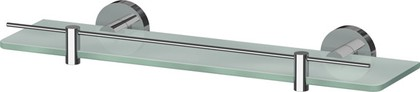 Полка для ванной стеклянная 40см ArtWelle HAR 034