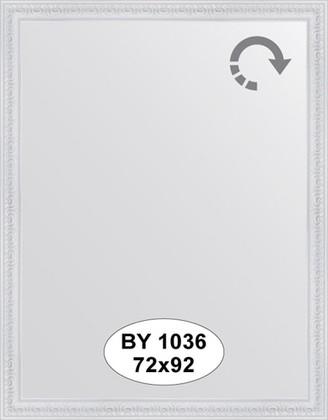 Зеркало 72x92см в багетной раме алебастр Evoform BY 1036