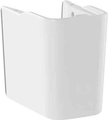 Пьедестал полупьедестал для раковины, белый Roca The GAP 337472000