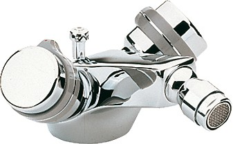 Смеситель для биде однорычажный с донным клапаном, хром Grohe SUPRA 24474000