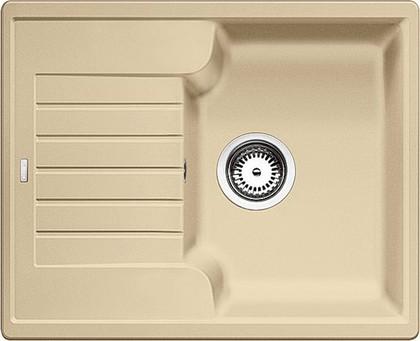 Кухонная мойка оборачиваемая с крылом, гранит, шампань Blanco Zia 40 S 516924