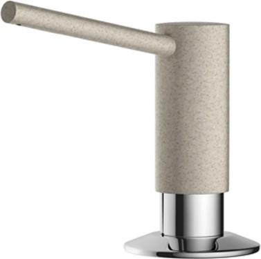Дозатор жидкого моющего средства встраиваемый, бежевый Omoikiri ОM-02-SA 4995020