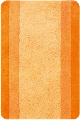 Коврик для ванной 60x90см оранжевый Spirella Balance 1009225