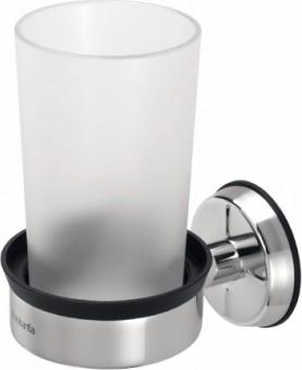Держатель-подстаканник на 1 стакан, полированная сталь Brabantia 399947