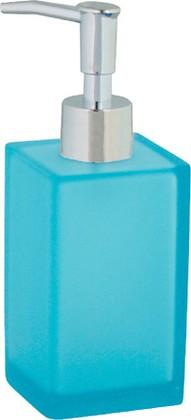 Ёмкость для жидкого мыла голубая Spirella Galaxy 1001708