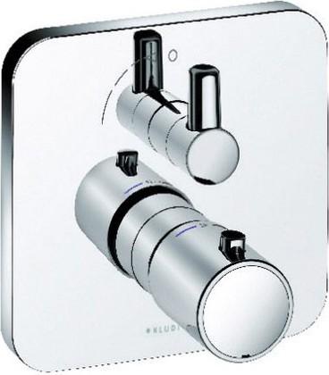 Термостат для душа встраиваемый, хром Kludi E2 498350575