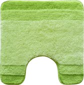 Коврик для туалета 55x55см зелёный Spirella Balance 1009229