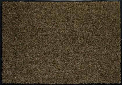 Коврик придверный 60х80см коричневый, полиамид Golze Diamant 619-68-60