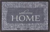 Коврик придверный Golze Homelike Welcome Home, 50х70см, серый 1676-40-63-40