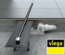 Душевые трапы Viega для вашего индивидуального проекта