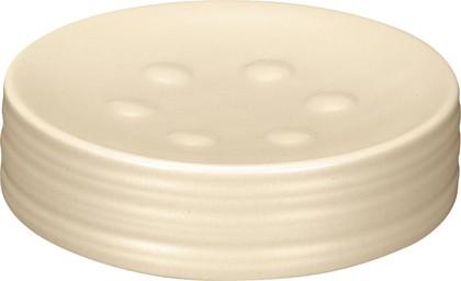Мыльница керамика, бежевый Kleine Wolke Sahara 5046202853
