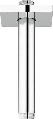 Душевой кронштейн потолочный 142мм, хром Grohe RAINSHOWER 27485000