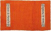 Коврик для ванной комнаты хлопковый 50x80см оранжевый Spirella Savon De Marseille Canebiere 4007282