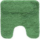 Коврик для туалета Spirella Gobi, 55x55см, полиэстер/микрофибра, зелёный 1012775