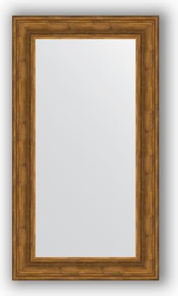 Зеркало в багетной раме 62x112см травленая бронза 99мм Evoform BY 3093