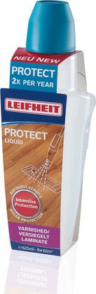 Средство для ухода за ламинатом/паркетом с защитным покрытием, 625мл Leifheit Protect 56503