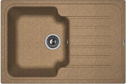 Кухонная мойка Florentina Таис, 760x510мм, коричневый 20.260.B0760.105