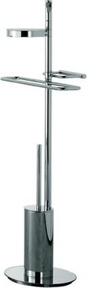 Стойка с аксессуарами для туалета и ванной поворотная 880мм, хром Colombo PLANETS B9809.000
