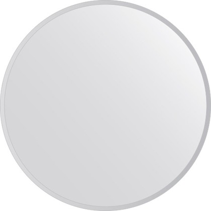 Зеркало для ванной диаметр 50см с фацетом 10мм FBS CZ 1007