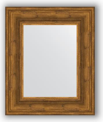 Зеркало в багетной раме 49x59см травленая бронза 99мм Evoform BY 3029