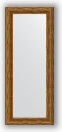 Зеркало в багетной раме 62x152см травленая бронза 99мм Evoform BY 3125