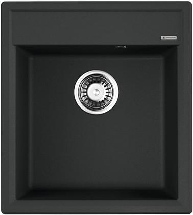 Кухонная мойка Omoikiri Daisen 46-BL, чёрный 4993614