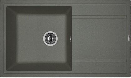 Кухонная мойка Florentina Липси, 860x510мм, чёрный 20.130.D0860.102