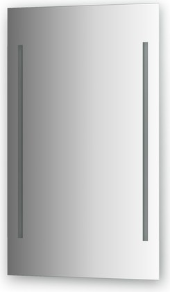 Зеркало 60х100см с встроенными LED-светильниками Evoform BY 2123