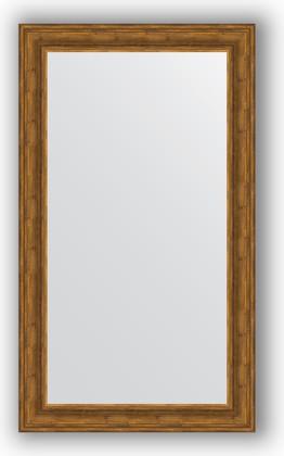 Зеркало в багетной раме 82x142см травленая бронза 99мм Evoform BY 3317