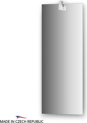 Зеркало со светильником 30x75см Ellux SON-A1 0201