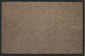 Коврик придверный Golze Proper Tex Uni 60х90, коричневый 618-55-42