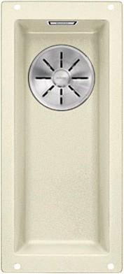 Кухонная мойка Blanco Subline 160-U, без крыла, отводная арматура, гранит, жасмин 523401