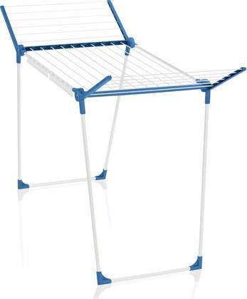 Сушилка раскладная напольная 18м, голубой Leifheit PEGASUS 180 81628