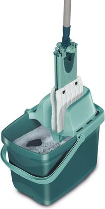 Комплект для мытья полов с насадкой для отжима Leifheit COMBI CLEAN 55356
