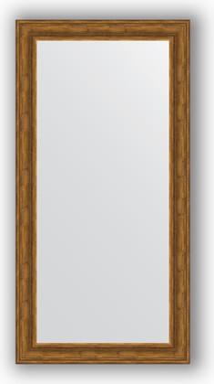 Зеркало в багетной раме 82x162см травленая бронза 99мм Evoform BY 3349