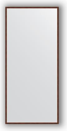 Зеркало 68x148см в багетной раме орех Evoform BY 0757