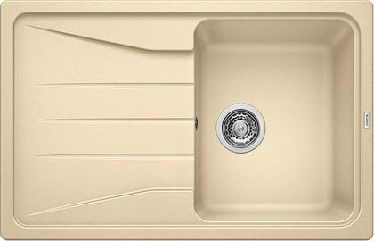 Кухонная мойка оборачиваемая с крылом, гранит, шампань Blanco Sona 45 S 519667