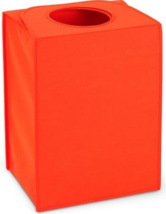 Сумка для белья прямоугольная 55л красная Brabantia 104220