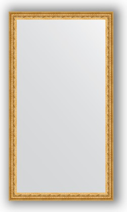 Зеркало Evoform Defenite 620x1120 в багетной раме 47мм, сусальное золото BY 1083