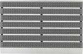Коврик придверный Golze Super Brush, 40x60, серый 1850-15-42