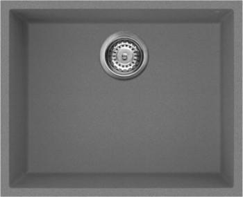 Кухонная мойка без крыла, гранит, платина Omoikiri Bosen 54-U-PL 4993233
