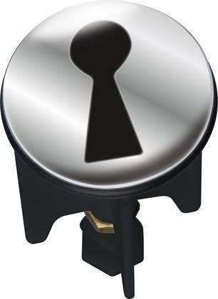 Пробка для раковины Wenko Keyhole 20792100