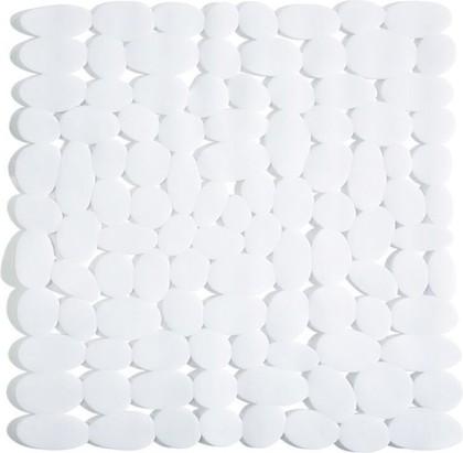 Коврик в ванну 54x54см, белый Spirella MARATHON 1012553