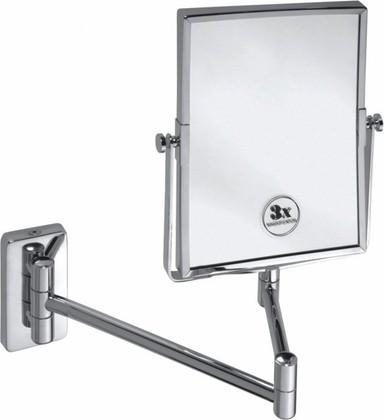 Зеркало косметическое Bemeta, настенное, хром 112201612