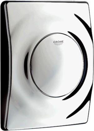 Кнопка смыва для инсталляции для писсуара, цвет хром Grohe SURF 37018000