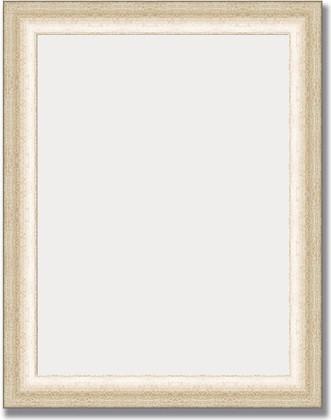 Зеркало 37x47см в багетной раме старое серебро Evoform BY 1331