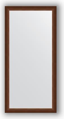 Зеркало 76x156см в багетной раме 65мм орех Evoform BY 1119